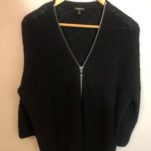 Express slouchy sweater